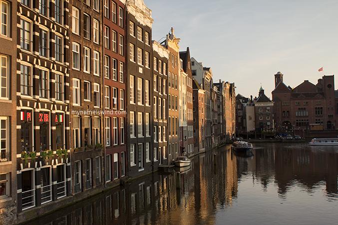 Amsterdam- miasto grzechu warte
