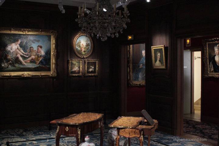 Paryż-damowe muzea