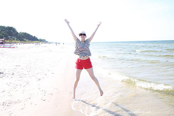 Długi weekend nad polskim morzem