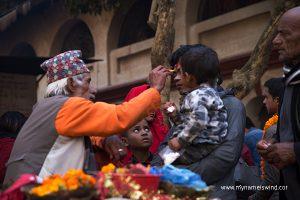 Nepal- Dakshinkali- Krwawe święto bogini śmierci