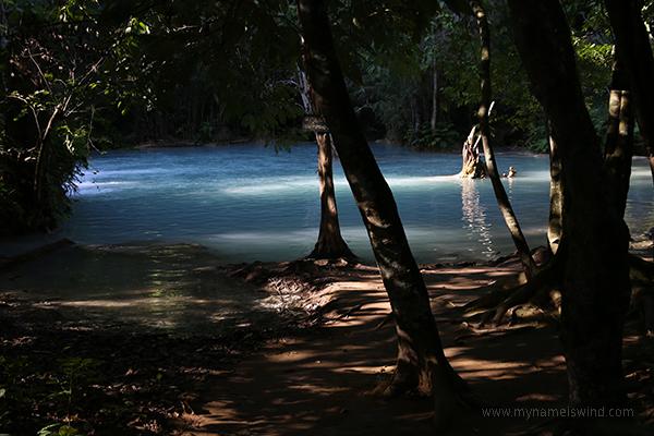 Raj odnaleziony- Laos
