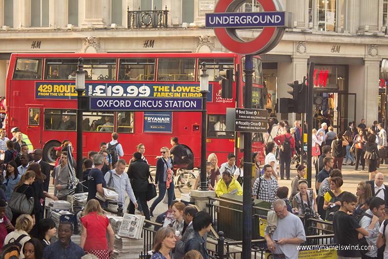 Londyn co zobaczyć w kilka dni