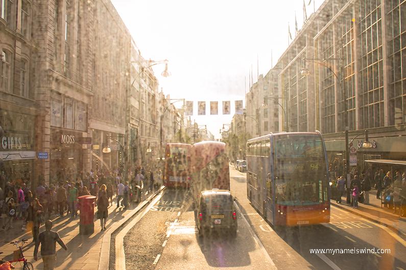 Londyn zwiedzanie