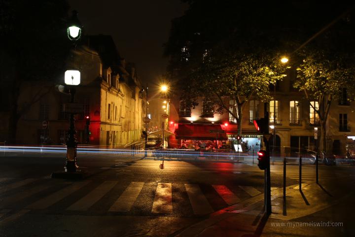romantycny paryż