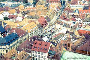 Strasbourg do schrupania