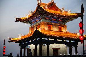 Jak dojechać z Pekinu do Xian
