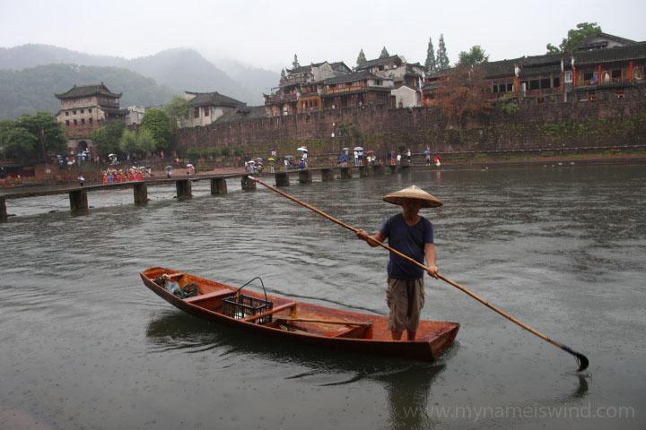 Fenghuang najpiękniejsze chińskie miasto