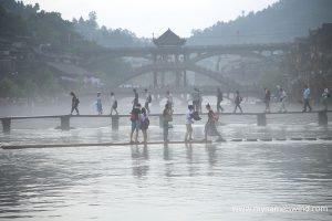 Fenghuang- najpiękniejsze chińskie miasto
