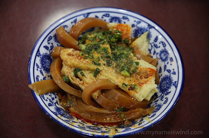 Xining, Chiny. Jedzenie w Chinach
