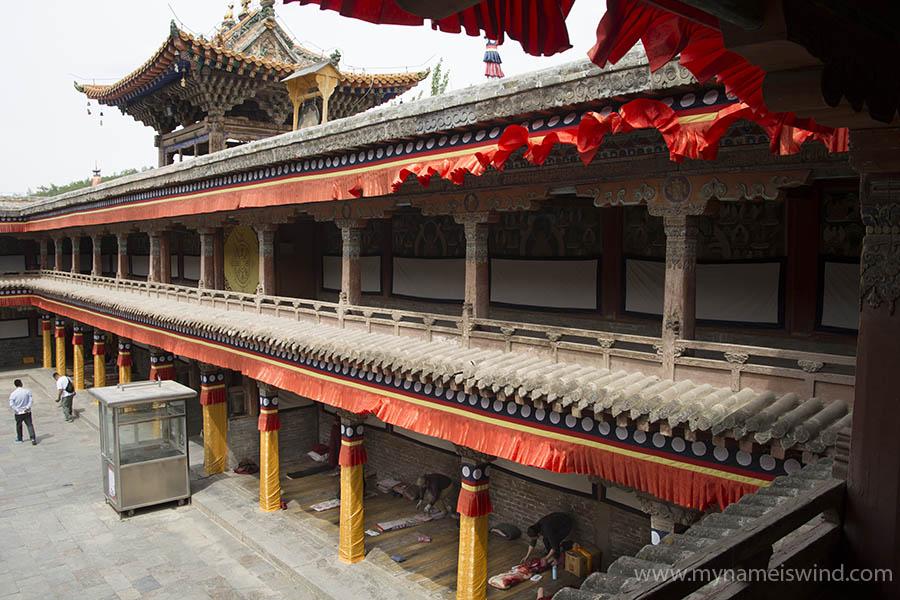 buddyzm w Chinach