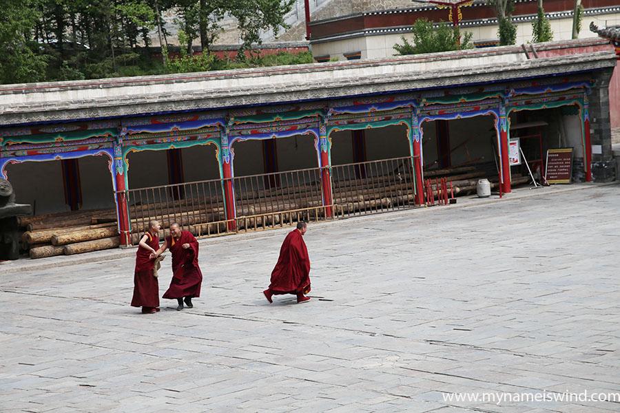 Xining atrakcje