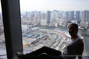 Tokio tanio część 2. Najlepsze tokijskie widoki za darmo