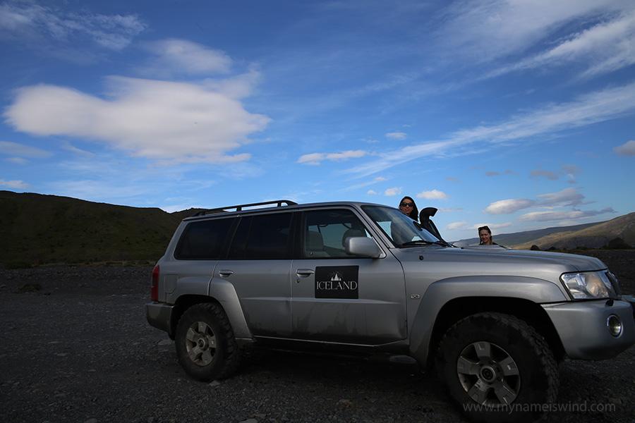 islandia zwiedzanie