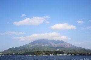 Kagoshima i Ibusuki. Życie w cieniu wulkanu