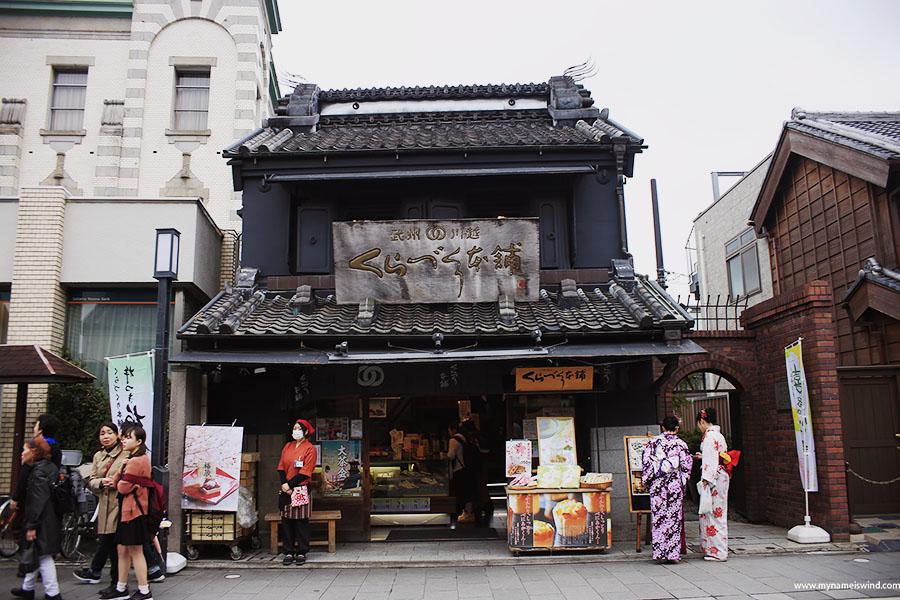 Kawagoe – podróż w czasie do kraju szogunów