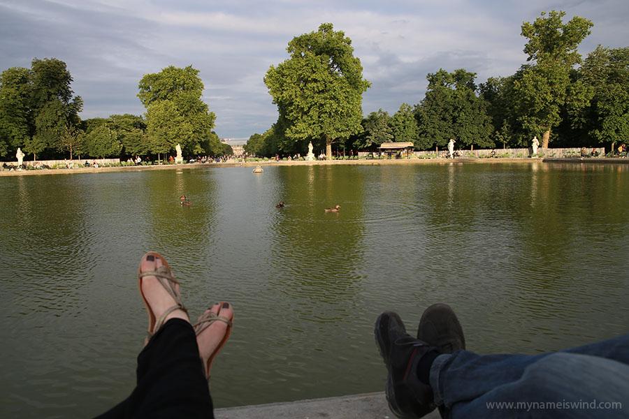 Ulubione miejsca w Paryżu