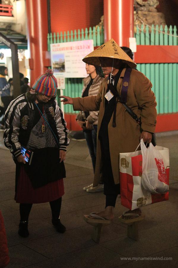 Co warto zobaczyć w Tokio: Asakusa
