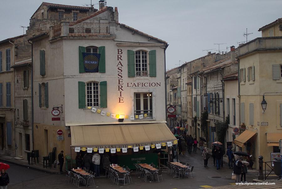 Arles ciekawe miejsca