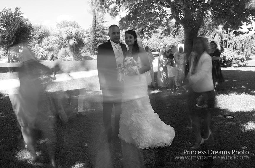 Slub we Francji