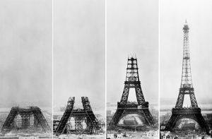 10 faktów, których nie wiesz o Wieży Eiffla