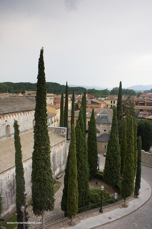 Girona. Hiszpania