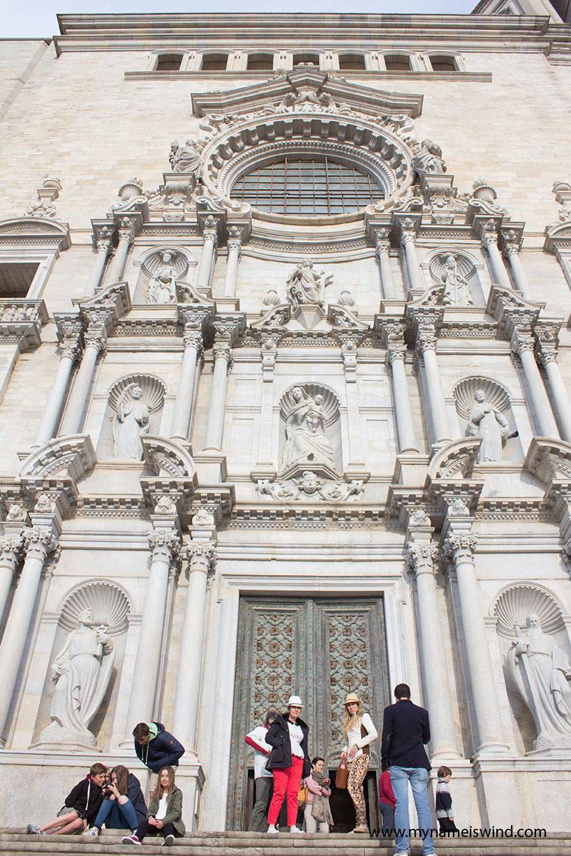 girona katedra