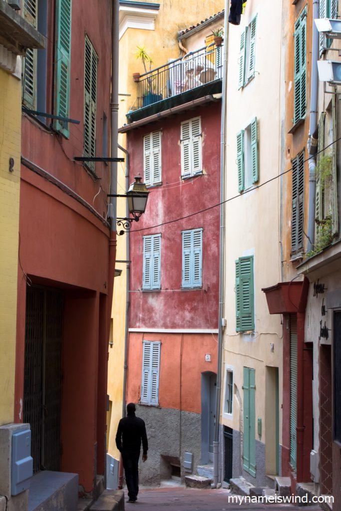 Francja Nicea Atrakcje