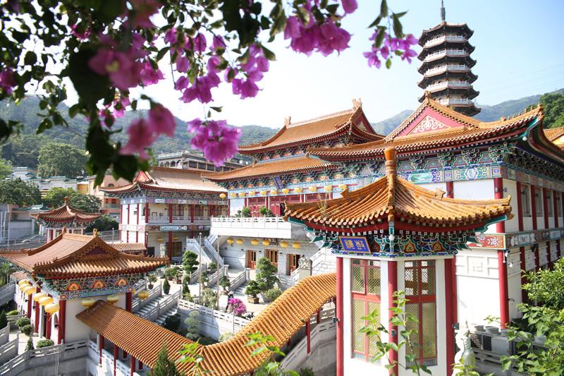 Hongkong nieznany: Nowe Terytoria -Tsuen Wan