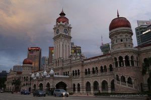 Kuala Lumpur- przyprawy w wielkim garze Alladyna