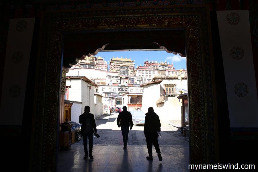 Yunnan. Schody do nieba