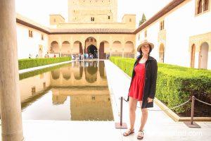 Grenada miasto flamenco i olśniewająca Alhambra