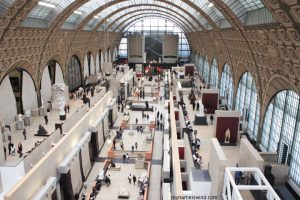 muzeum orsay paryż