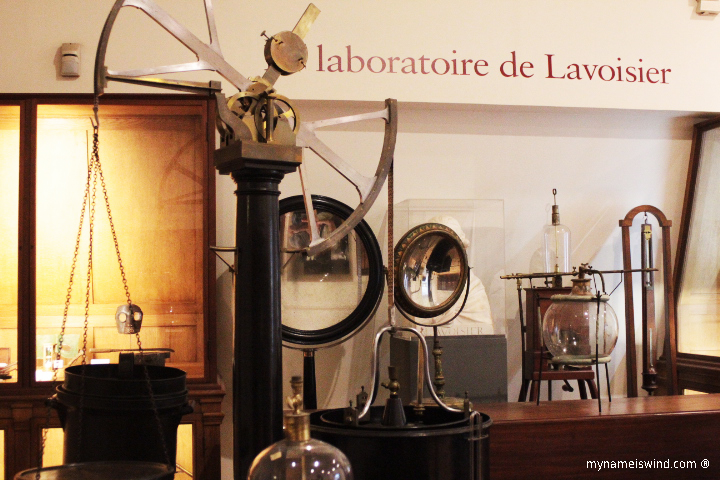 Paryż muzea. Musée des Arts et Métiers