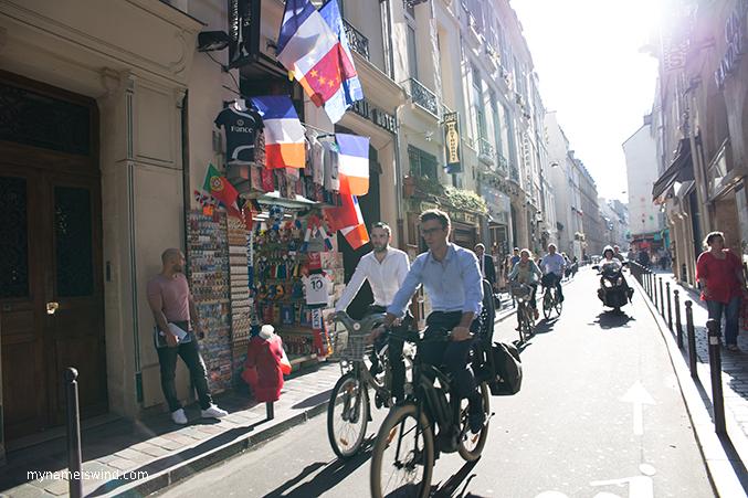 www.mynameiswind.com jak tanio zwiedzić Paryż