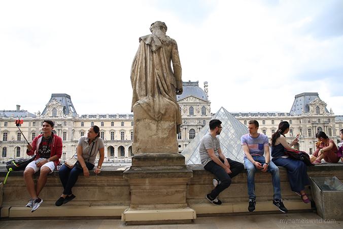 Luwr Stolica Francji