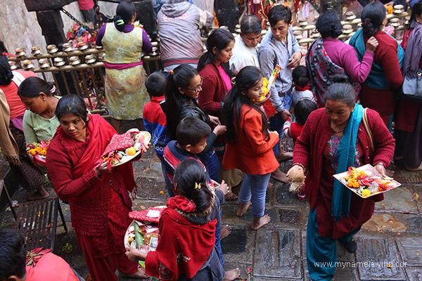 Nepal Dakshinkali bogini śmierci