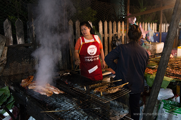 laos jedzenie