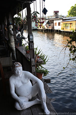 Bangkok nieznany
