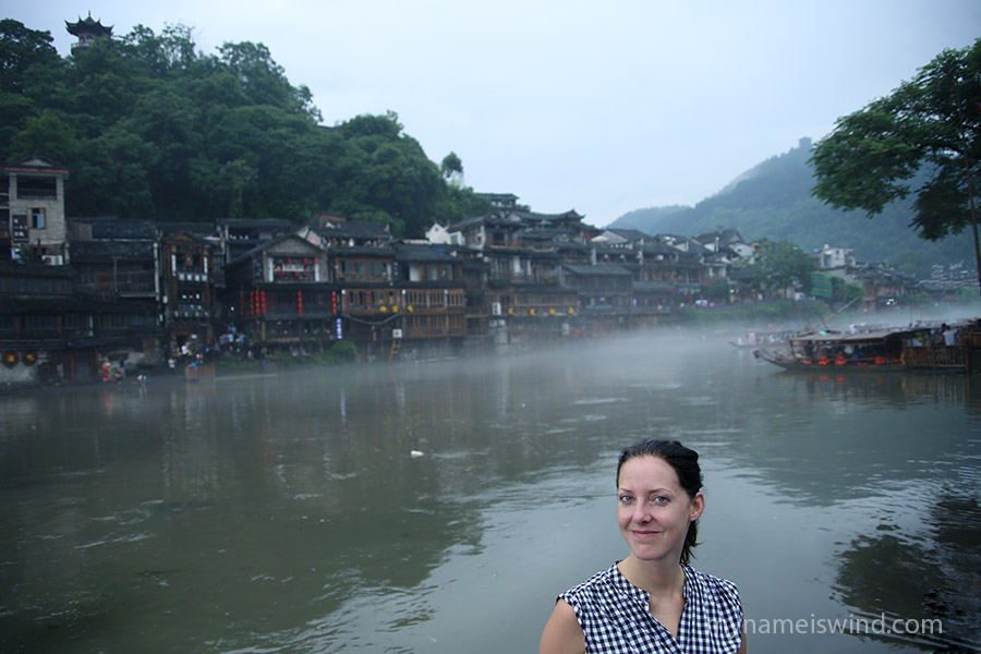 Fenghuang Miasto feniksa
