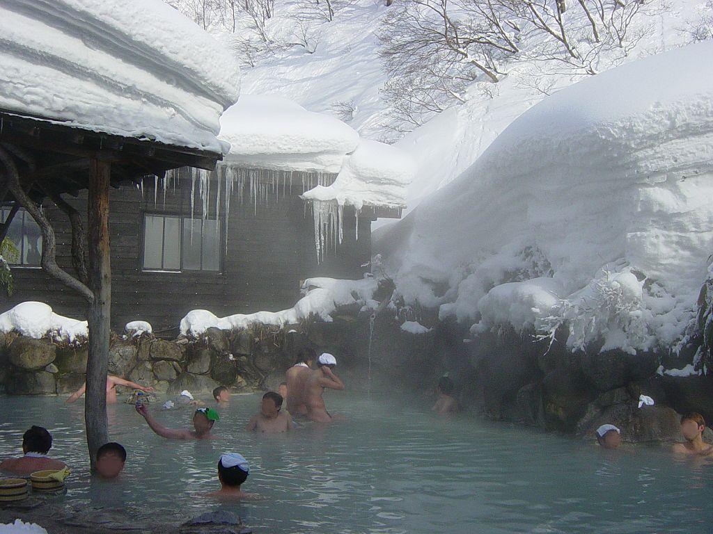 Onsen w Japonii. Gorące źródła w Japonii