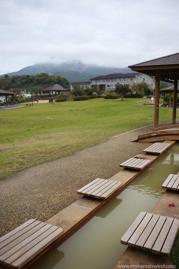 Ciekawe miejsca w Japonii- Gorące źródła w Kagoshimie
