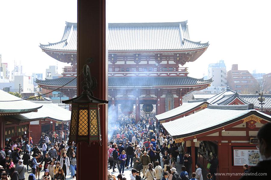 Tokio co zwiedzać