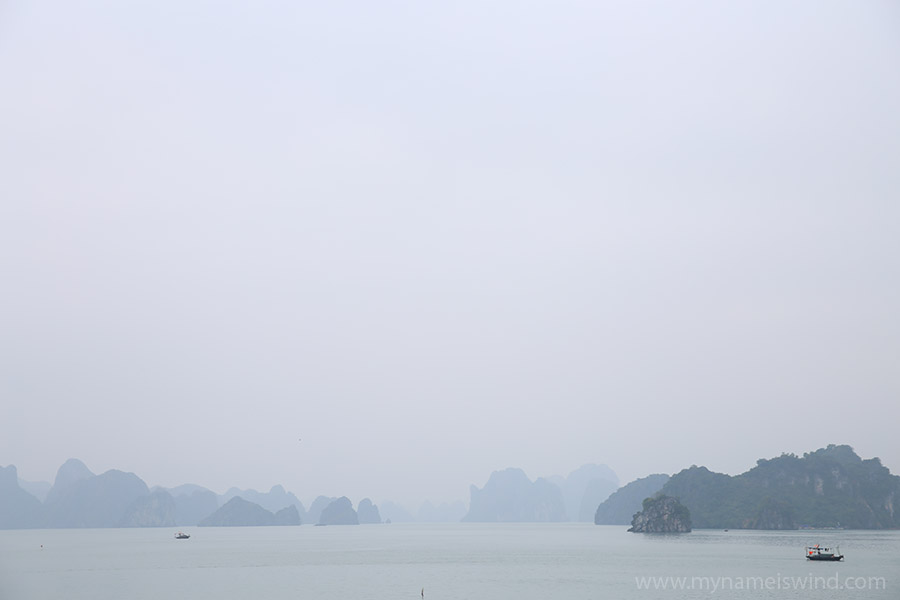 Zatoka Ha Long Bay
