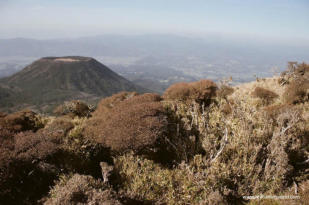 Wulkany w Japonii