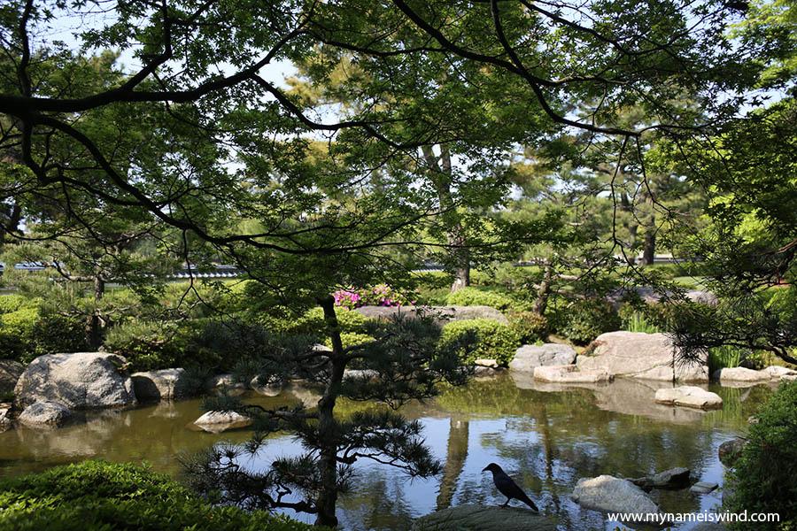 Ogrody w Japonii
