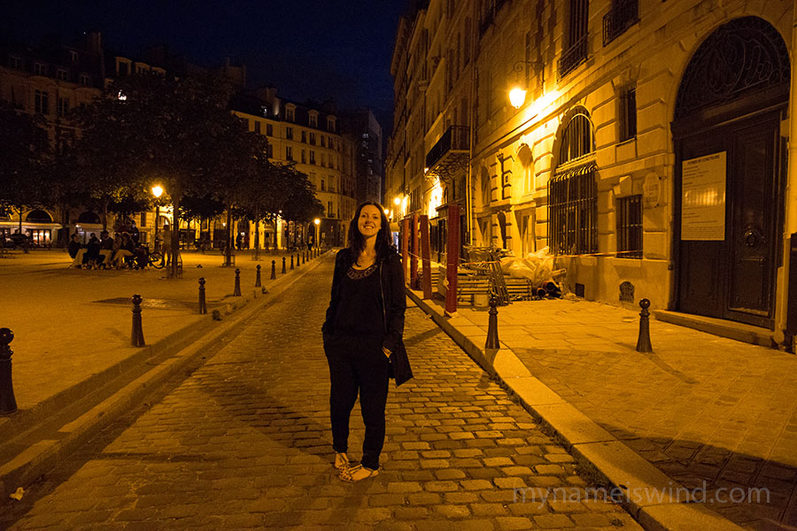 paryż blog. paryż samemu
