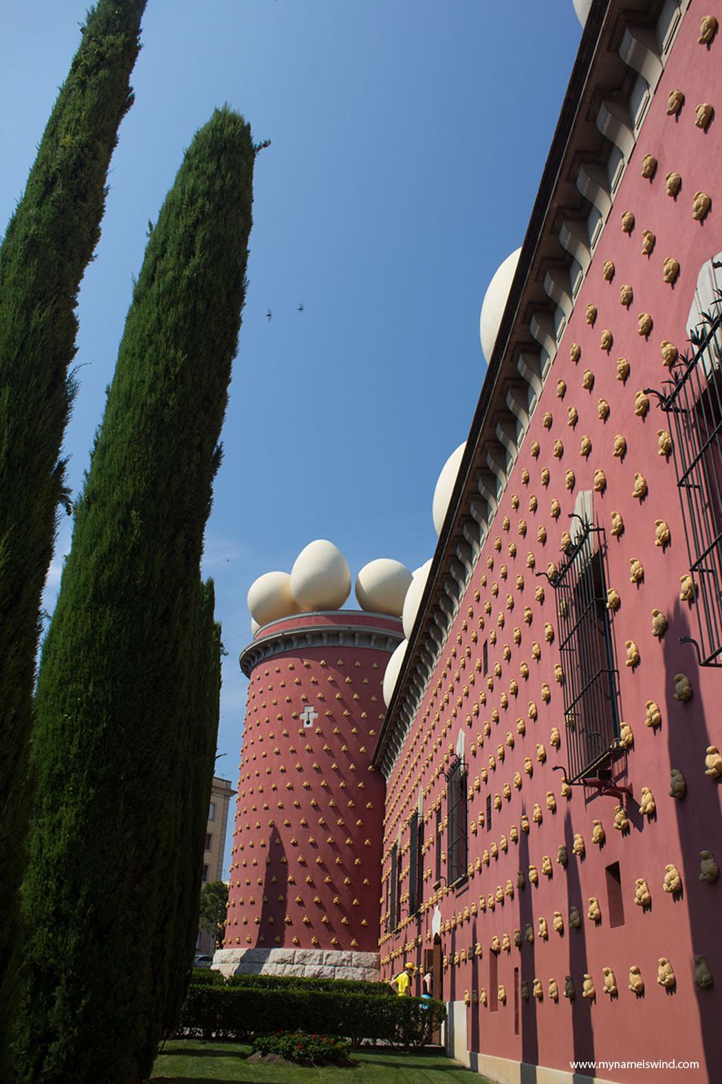 Figueres Hiszpania