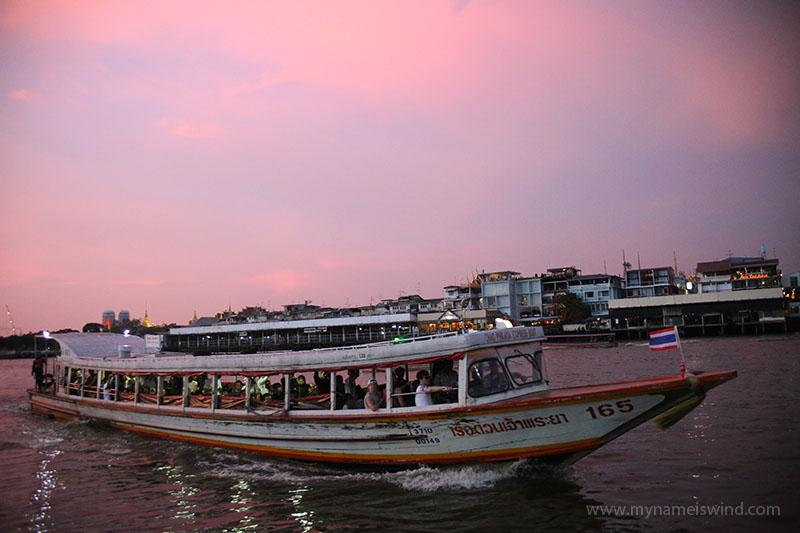 Bangkok przewodnik