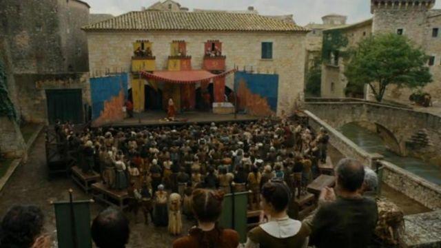 Girona Gra o Tron