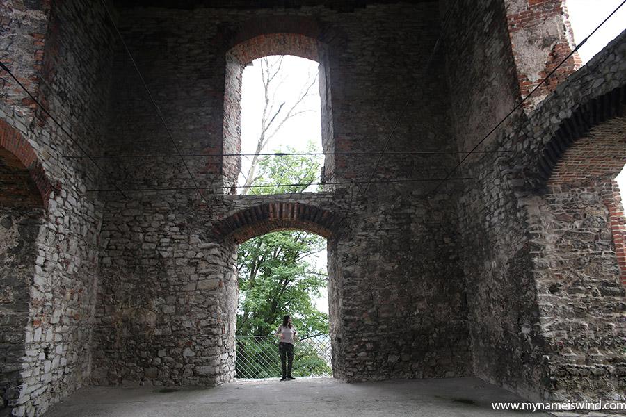 Zamek w Tenczynku